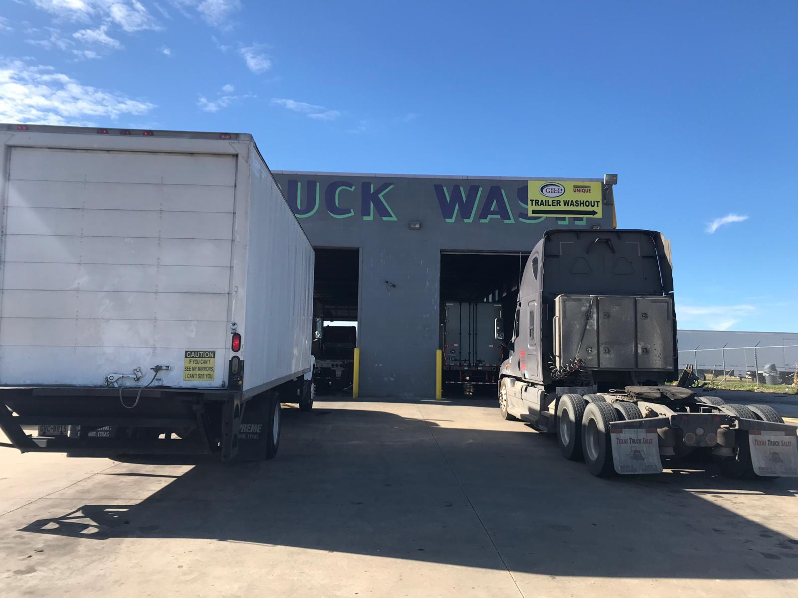 Unique Truck Wash