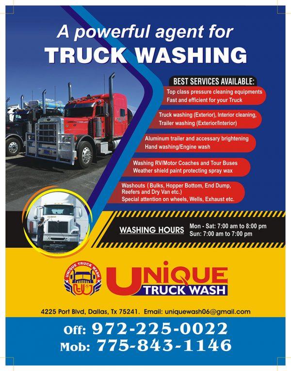 Unique Truck Services Details